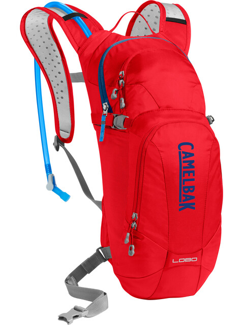 CamelBak Lobo 100 Hydration Pack 3l racing red/pitch blue